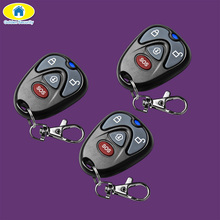 Golden Security 3Pcs Keychain Remote Control High Quality Remote for G90B Plus S1WG S3 Alarm Systems Security Home