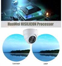 720P 960P 1080P IP Camera Indoor Dome Security Camera FULL HD Surveillance CCTV Camera IR Cut Motion Detect