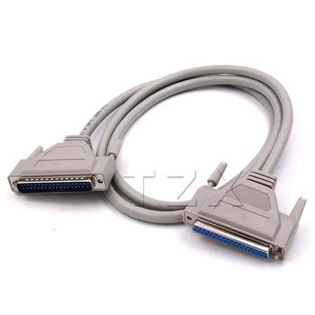 Gorąca sprzedaż 1.5 M New Arrival DB37 37Pin męski na żeński M/M Port szeregowy przedłużyć danych kabel kabel do drukarki