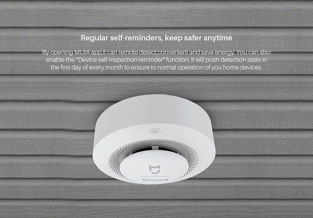 Xiaomi Mijia Honeywell Smoke Alarm Detector (4)