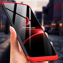 For Huawei Nova 3i Nova3i Case 360 Degree Protected Full Body Phone for Shockproof Cover+Glass Film