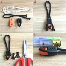 купить 10PCS E0455 Newest Whistles Nylon Outdoor Lifesaving Whistle Camping Suivival Emergency Whistle For Camping Hiking hunting по цене 580.32 рублей