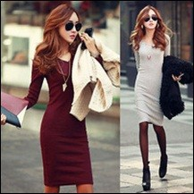 2014_New_Fashion_Autumn_winter_Women_Plus_size_Long_Sleeves_Fit_Dress_Bottoming_Mini_Party_Cocktail_Casual_Slim_Pencil_Dresses.jpg_200x200