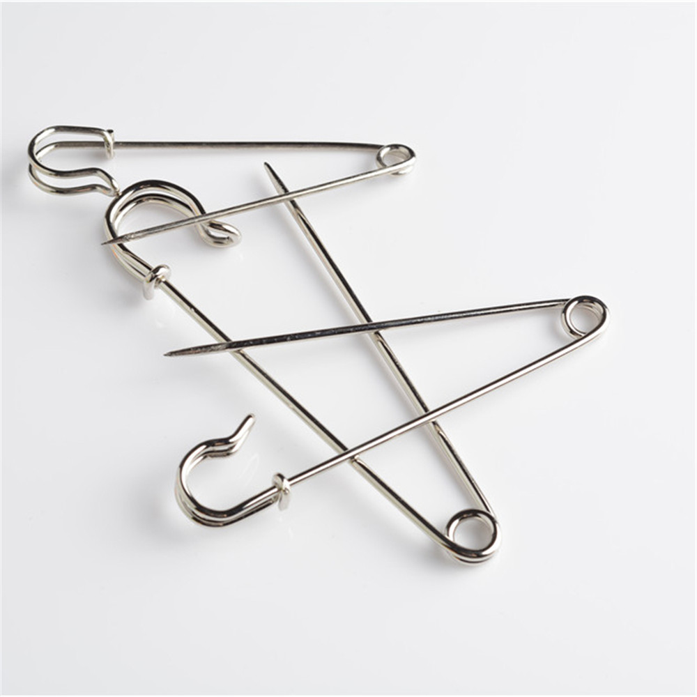 Metal Kilt Pin Large Safety Brooch Pins Fastening Jewellery Sewing Clothes