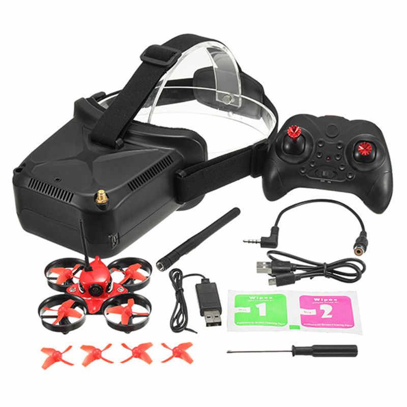 Em estoque eachine e013 micro fpv racing quadcopter com 5.8g 1000tvl 40ch câmera vr006 VR-006 3 Polegada óculos vs e010 e011c