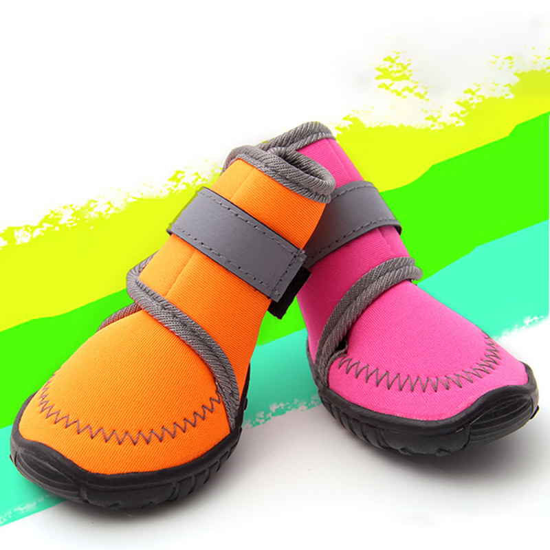 Dogs 40Off Dog Walking Cute Supplies xxs Shoes Sneakers Pet In Xxl Snow 76 Cotton Puppy Wholesale From Winter Boots Us9 Blend For Warm sQrdth