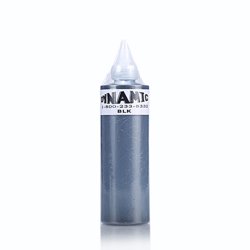 1 Bottle Black Dynamic Tattoo Ink 250ml 330g Permanent Makeup Micropigment For Body Art Tattoo Painting Cosmetics imagic cosmetics body painting flash tattoo palette halloween painting skin wax professional makeup remover painting tools