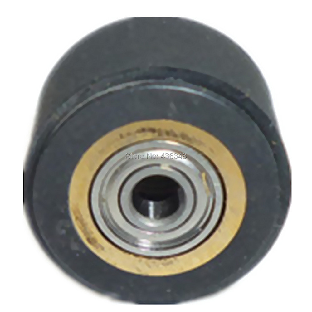 5x11x16mm Rubber Plotter Pinch Rollers For Roland Vinyl