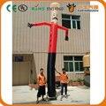 Бесплатная доставка 20ft 6 м Шеф-Повар надувные танцор воздуха, небольшие надувные воздушные танцовщицы, дешевые надувной воздушный костюм танцора