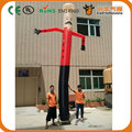 Free shipping 20ft 6m Chef inflatable air dancer,small inflatable air dancer,cheap inflatable air dancer costume
