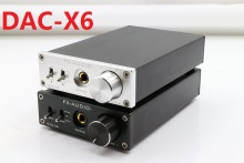 FX-Audio Feixiang DAC-X6 Amplificatore HiFi ottico / coassiale / USB DAC Mini Home Decodificatore audio digitale Amplificatore 24BIT / 192 Alimentazione 12V