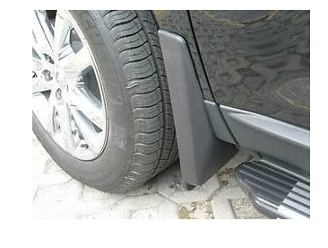 Front Mud Flaps Splash Guards Pcs For Ford Edge    In Chromium Styling From Automobiles Motorcycles On Aliexpress Com Alibaba