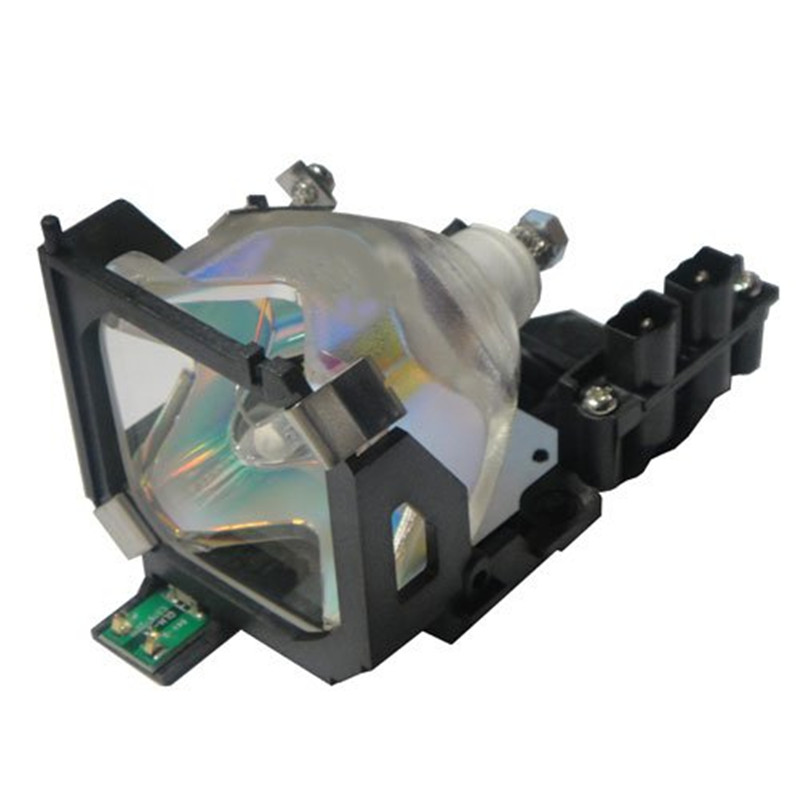 ELPLP14 / V13H010L14  Replacement Projector Lamp with Housing  for  EPSON EMP-503 / EMP-505 / EMP-703 / EMP-713 / EMP-715 elplp14 v13h010l14 for emp 503 emp 505 emp 703 emp 713 emp 715 compatible lamp with housing