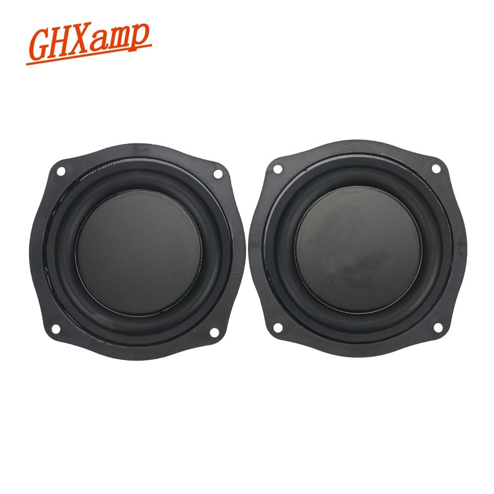 GHXAMP Bass Radiator 113MM Low Frequency Passive Radiator Speaker Vibration Diaphragm Rubber For 4 INCH 5 INCH Subwoofer Speaker