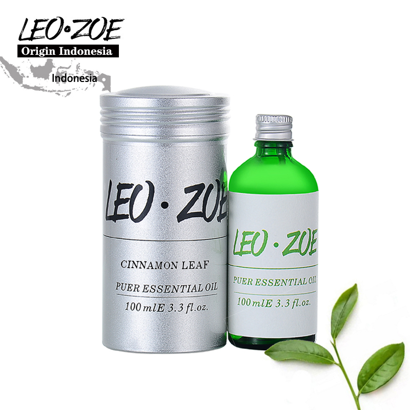 где купить LEOZOE Cinnamon Leaf Essential Oil Certificate Origin Indonesia Authentication Cinnamon Leaf Oil 100ML дешево