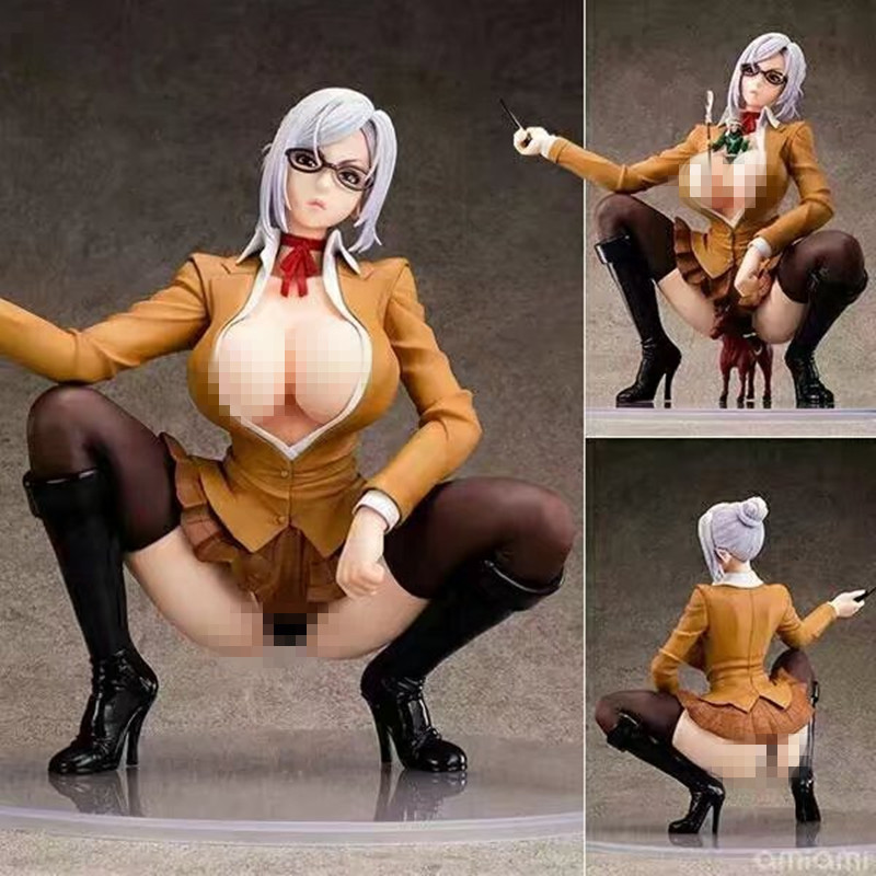 Soft Chest Version Sexy Prison School Vice President Meiko Shiraki 1/6 Action Figure Model Gifts крепление для жк дисплея ноутбука dell inspiron 17r 5720 7720 r