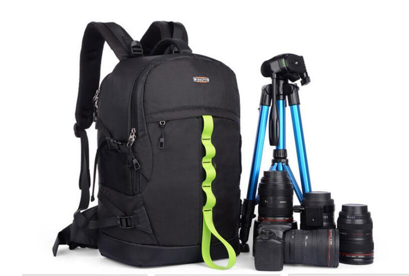 SY13-BLACK Professional Waterproof Outdoor Bag Backpack DSLR SLR Camera Bag Case For Nikon Canon Sony Pentax Fuji