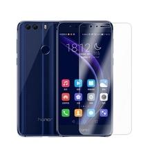 2.5D 0.26mm 9H Premium กระจกนิรภัยสำหรับ Huawei Honor 8 Screen Protector ป้องกันฟิล์มสำหรับ Huawei Honor 8A 8 lite