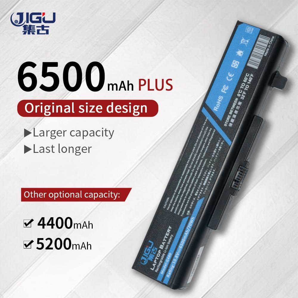 Аккумулятор JIGU для ноутбука Lenovo G480 G485 G585 G580 Y480 Y580 Z380 Z480 Z580 Z585 Z485, 6 ячеек