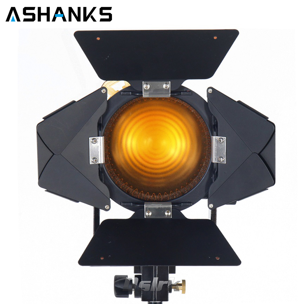 Portable 80W Bi-color LED Spotlight for Camera Video Continuous Light Photography Dimmable 3200K/5600K Fotografica Spot Light