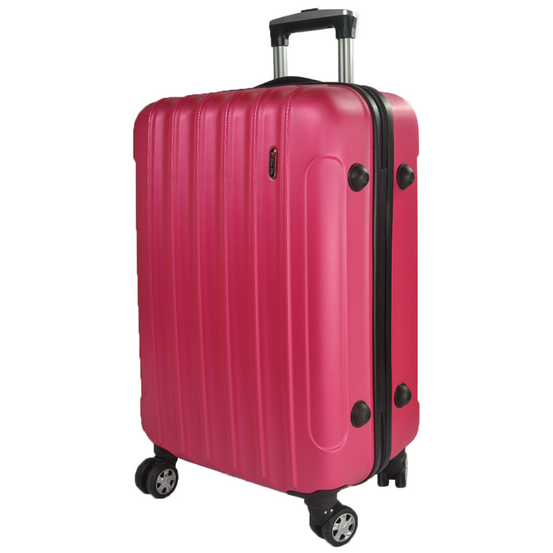 24 inches pull rod box boarding travel bags Universal wheel luggage password box CX-020