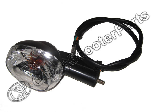 Linhai Roketa XUV ATV SCOOTER 250 260 300 300CC Turning Turn Light Transparent
