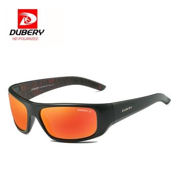DUBERY Square Sport Sunglasses  2
