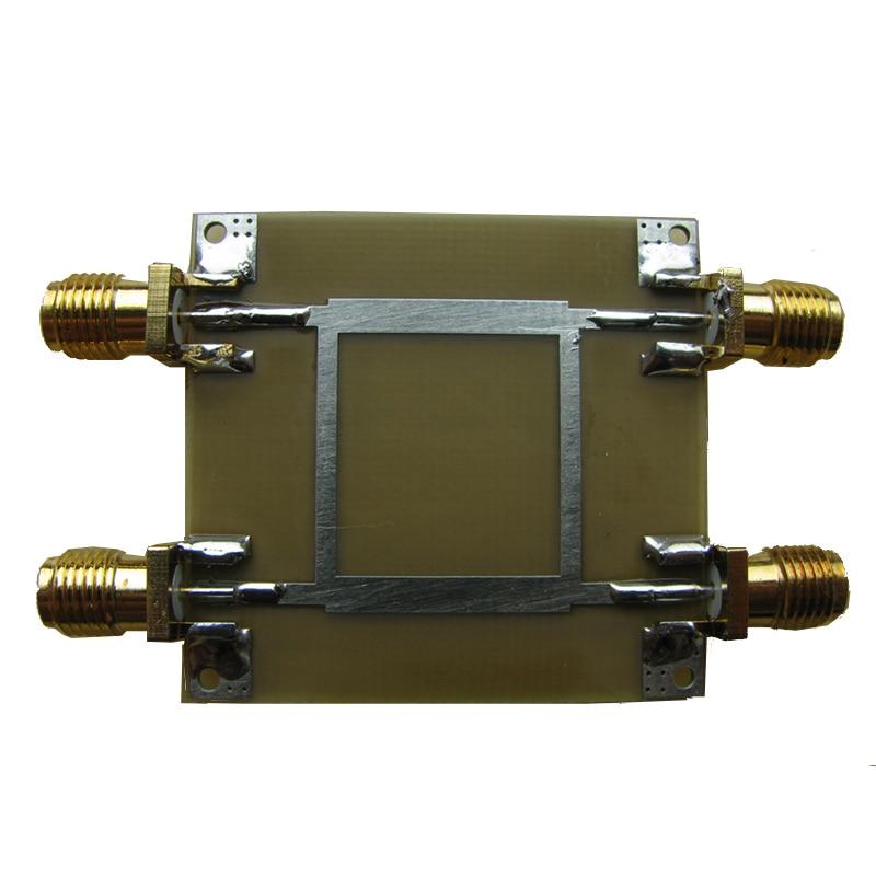 1PC 2.4GHZ Directional Coupler Bridge Microstrip Splitter