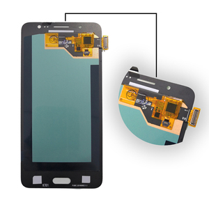 Image 2 - AMOLED For Samsung Galaxy J5 2016 J510 J510F J510FN J510M LCD Display Touch Screen digitizer replacemen Touch Panel Phone Parts