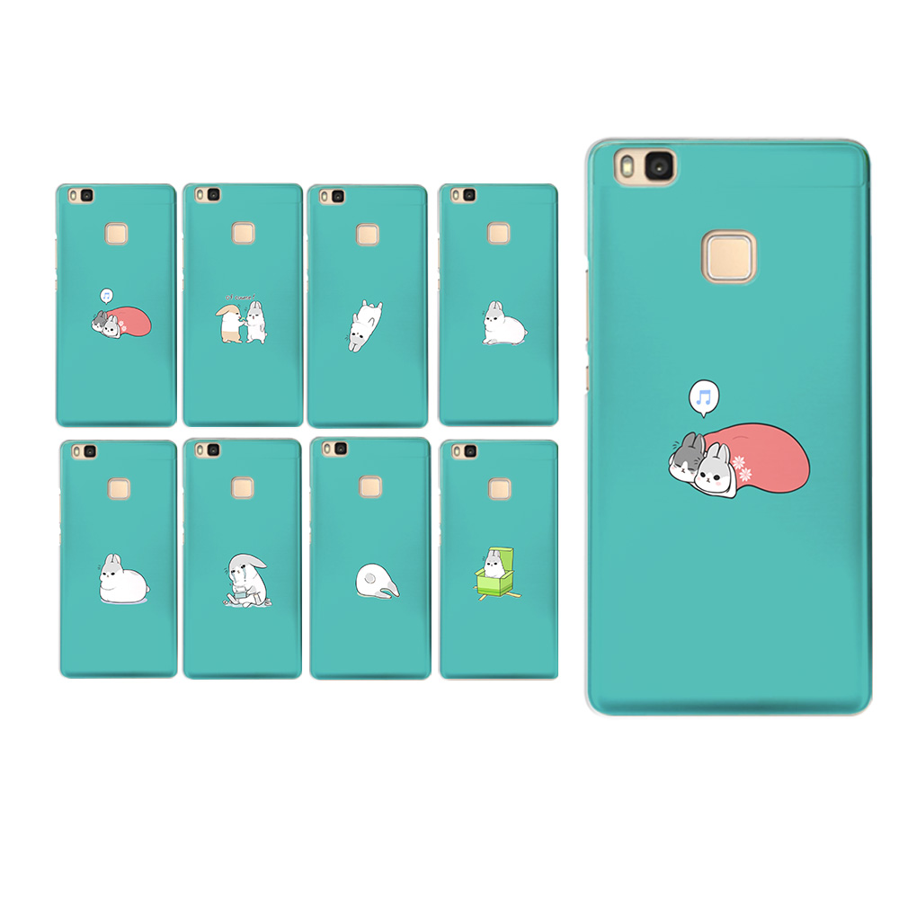 Embryonic rabbit pretty Cases for Huawei P9 Lite Huawei P10 lite P Smart P8 lite 2017 P9 P10 Mate 9 10 Pro Mate 10 lite Cases ...