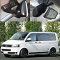 For vw transporter t5 car front camera Driving Video Recorder Car Black Box Wifi DVR Dash Cam wide angle Keep Car Original Style