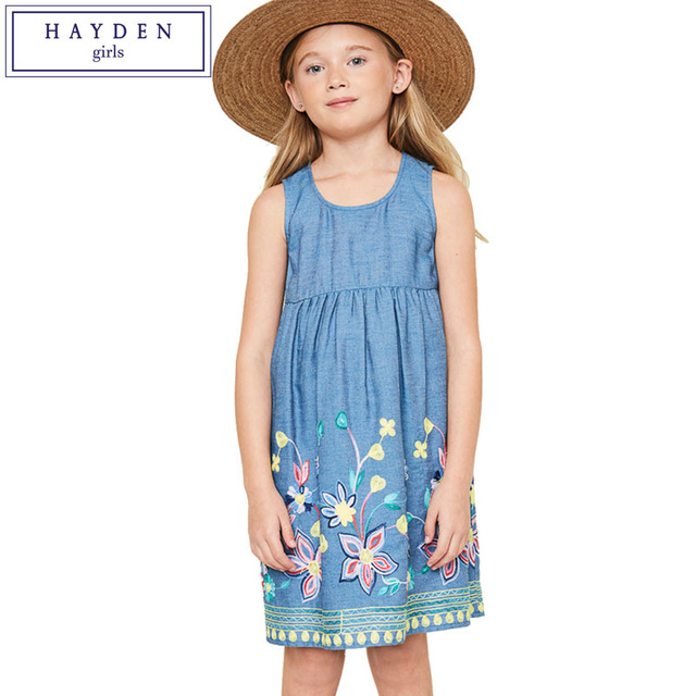 Summer dresses for girls size 8