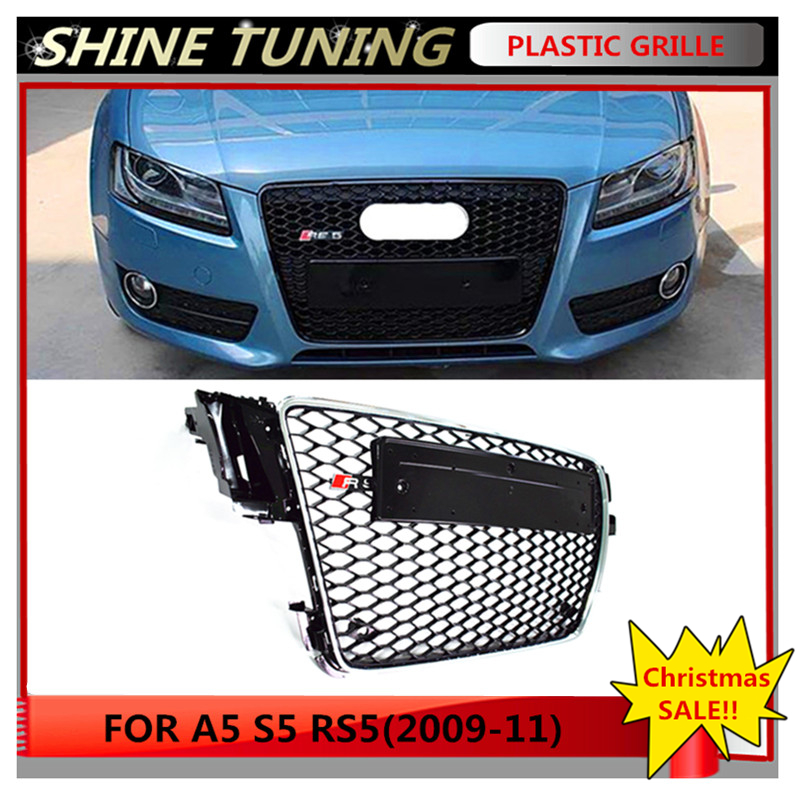 Tuning, styling 1 x Sheet of Black ABS Plastic Racing grill