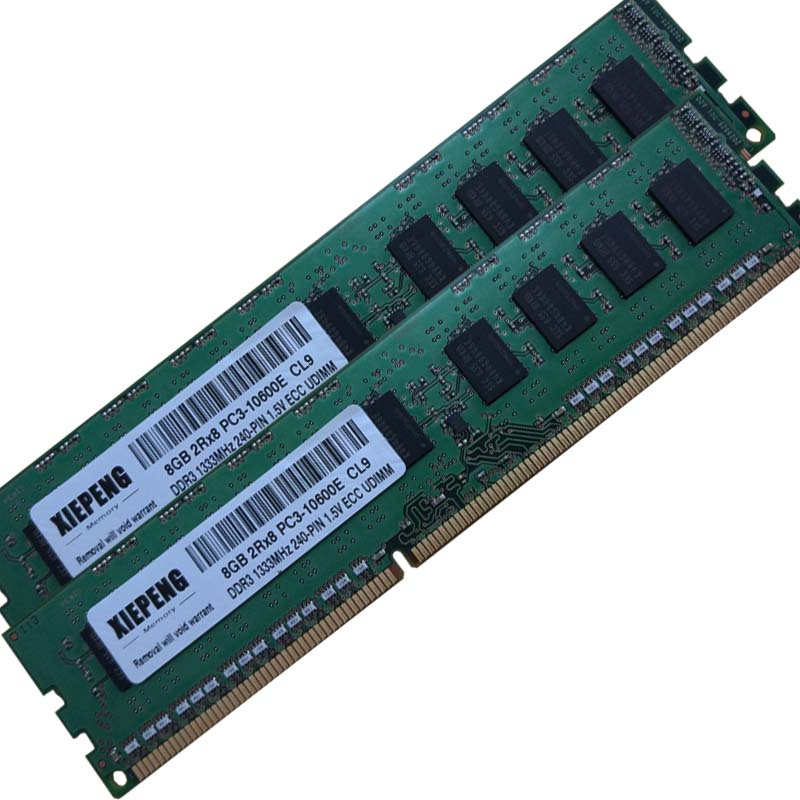 4GB DDR3 PC3-10600E 240 pin HP Workstation Z200 ECC Unbuffered DIMM Memory RAM