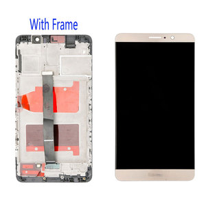 Image 4 - Original LCD+Frame For HUAWEI Mate 9 LCD Display Touch Screen Digitizer For Huawei Mate9 MHA L09 MHA L29 LCD Screen Replacement