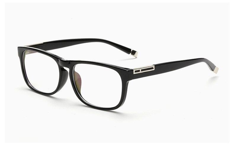 New sunglasses metal frame neutral rectangular Google anti blue ...