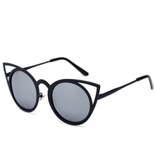 Fashion Cat Eye Sunglasses Women Brand Designer Sun Glasses For Ladies