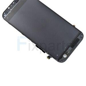 "Image 4 - שחור 5.0 ""עבור HTC אחד M8S LCD תצוגת מסך מגע Digitizer הרכבה 1920X1080 החלפה עם מסגרת עבור HTC M8S LCD"