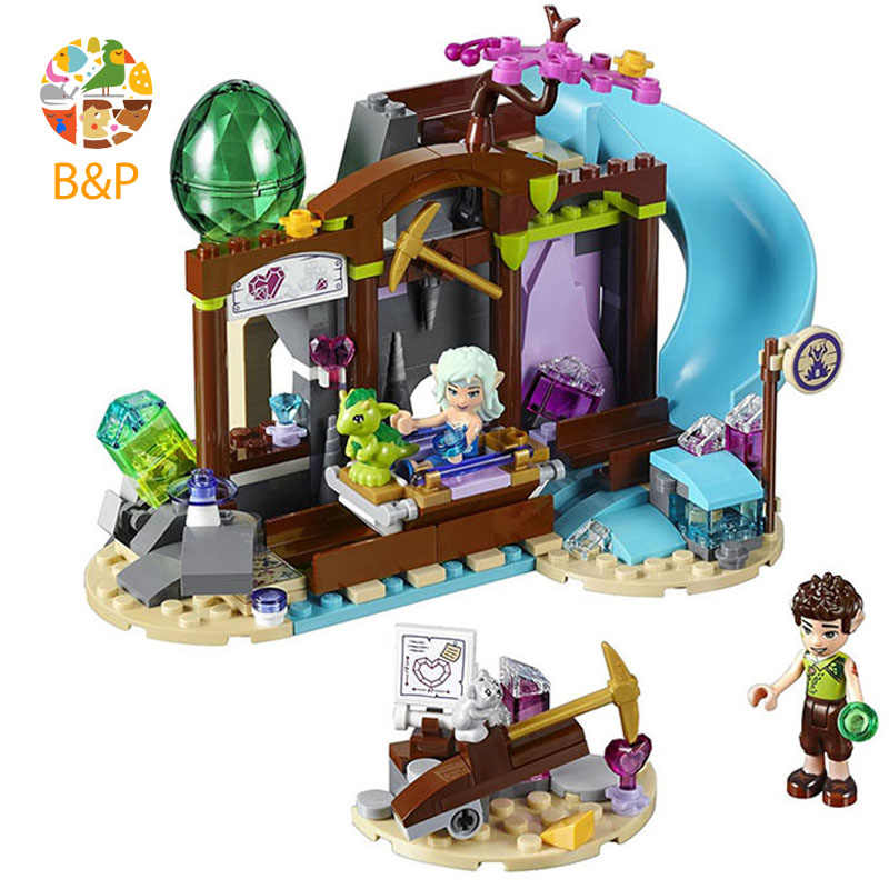 Bela 10692 Girl Friends Series Naida's Gondola & the Goblin