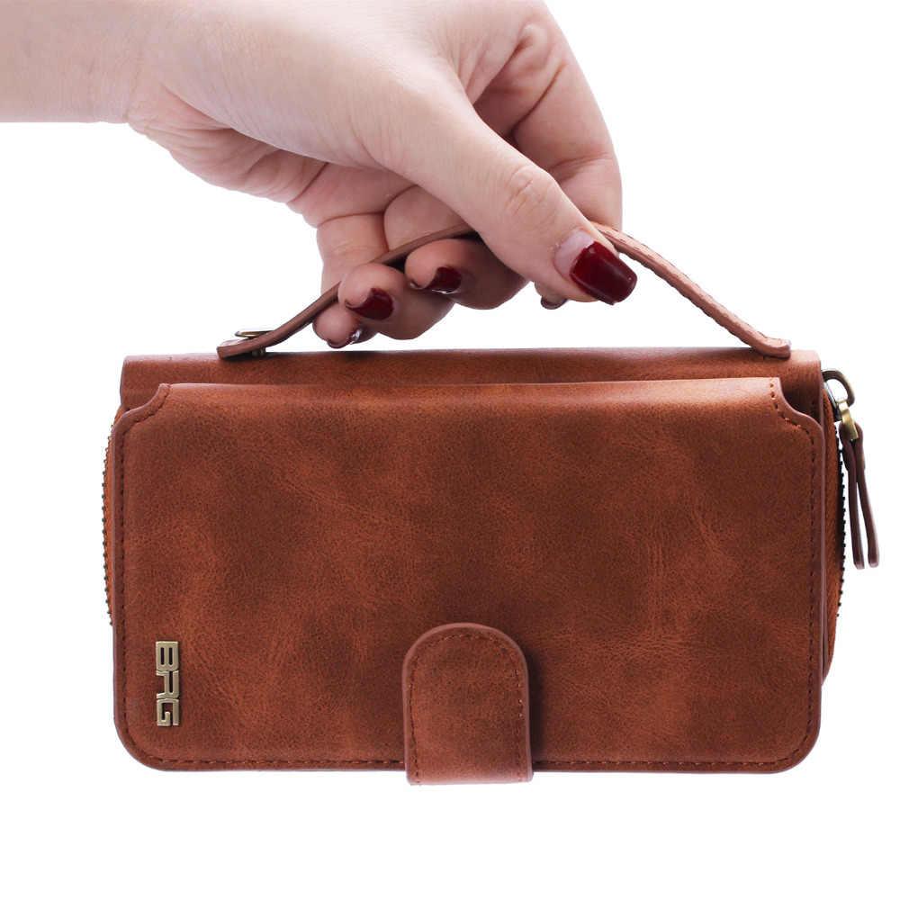Couqe S6 S7 حافة الفاخرة حقيبة الهاتف لسامسونج غالاكسي S7 حافة S6 حافة زائد S5 S4 و نوت 5 4 جراب هاتف حقيبة المحمولة الرجعية eتوي
