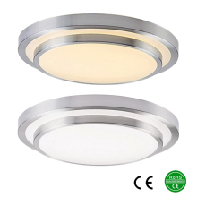 Ecolight LED ceiling lights Dia 350mm aluminum Acryl High brightness 220V 230V 240V Warm white Cool