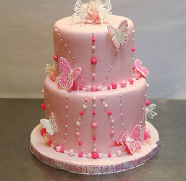 Butterfly Birthday Cakes To Buy