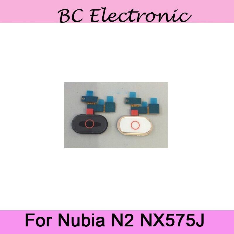 For Nubia N2 N 2 NX575J Home Finger Touch Sensor Unlock Fingerprint Sensor Touch ID Flex Cable For nubian2