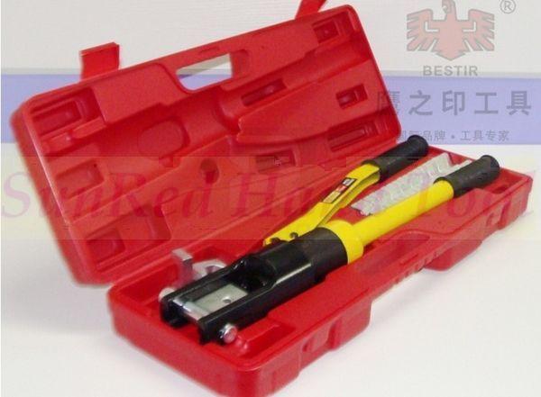Давление Сварные специальные стали YYQ-120 гидравлический клещи обжимные Мощность ручной инструмент, № 09701
