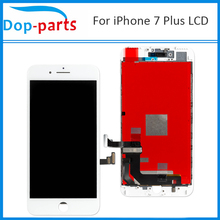 20Pcs Top Screen For iPhone 7 Plus LCD Display Touch Assembly Digitizer Glass lcd Replacement Parts Made in China