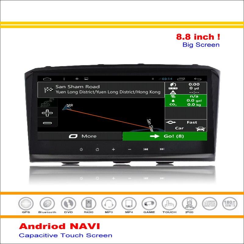 Coche Android Sistema de Navegación GPS NAVI Para Toyota Avensis T250 2003 ~ 200