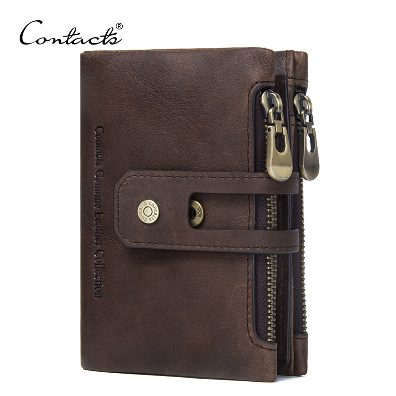 CONTACT'S Genuine Leather Men W