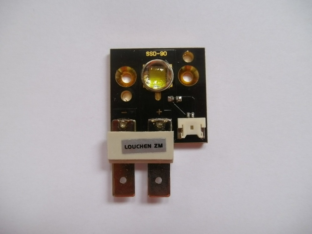 CST90 SSD90 60w led moving head light source 6500k 3000 lumen led beam moving head light 60w led module цена