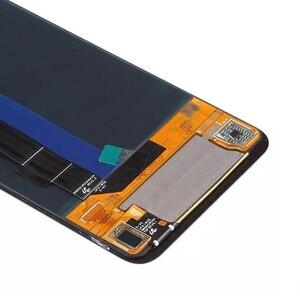 Image 5 - מקורי AMOLED מסך לשיאו mi mi 8/mi 8 פרו/mi 8 SE LCD תצוגת Digitizer עצרת מגע החלפת מסך LCD