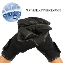 Goture Winter Fishing Gloves Waterproof Full / Half Finger For Women/Men Fishing Riding Cycling Outdoor Tackle